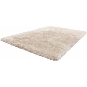 Hochflor-Teppich »Cosy«, Kayoom, rechteckig, Höhe 80 mm, Besonders weich durch Microfaser, Wohnzimmer