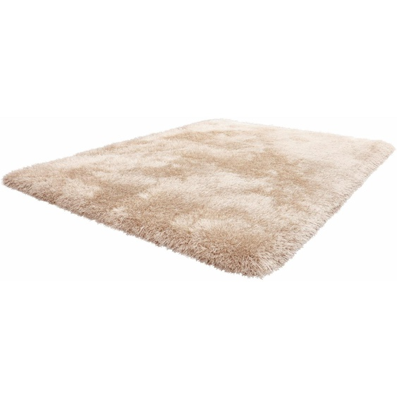 Hochflor-Teppich, Cosy, Kayoom, rechteckig, Höhe 80 mm, handgetuftet 6, 200x290 cm, mm gelb Kinder Bunte Kinderteppiche Teppiche