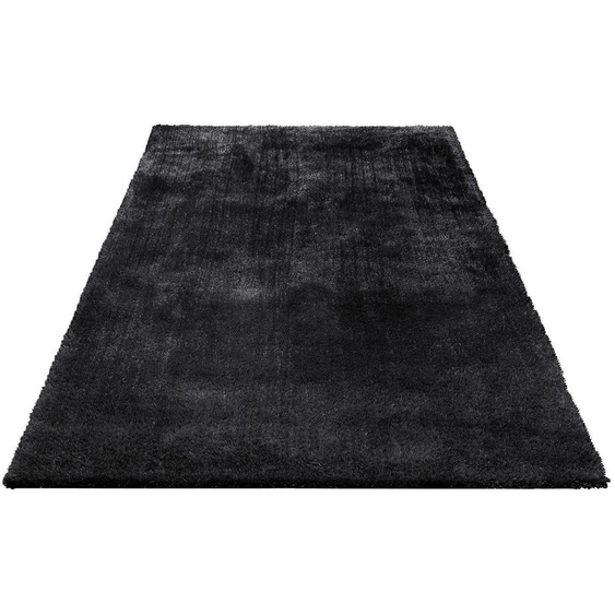 Hochflor-Teppich »Dana«, Bruno Banani, rechteckig, Höhe 30 mm, Besonders weich durch Microfaser, Wohnzimmer