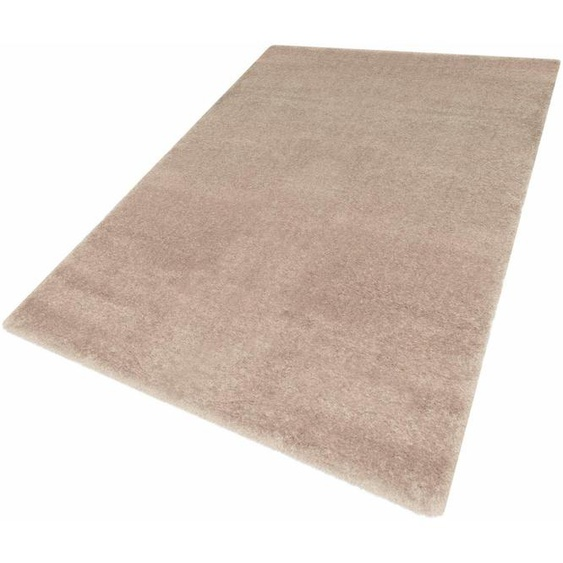 Hochflor-Teppich »Delgardo K11496«, Festival, rechteckig, Höhe 30 mm, Besonders weich durch Microfaser, Wohnzimmer