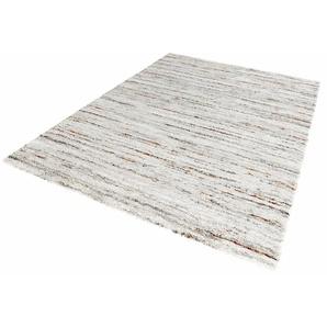 Hochflor-Teppich »Delight«, MINT RUGS, rechteckig, Höhe 30 mm, melierter Langflor, Wohnzimmer