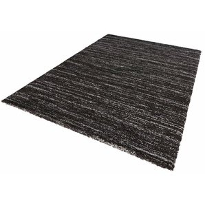 Hochflor-Teppich »Delight«, MINT RUGS, rechteckig, Höhe 30 mm, melierter Langflor