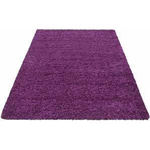 Hochflor-Teppich »Dream Shaggy«, Ayyildiz Teppiche, rechteckig, Höhe 50 mm