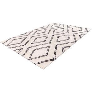 Hochflor-Teppich, Elvar-2000, calo-deluxe, rechteckig, Höhe 27 mm, maschinell gewebt