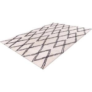 Hochflor-Teppich, Elvar-3000, calo-deluxe, rechteckig, Höhe 27 mm, maschinell gewebt