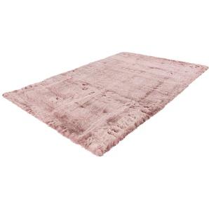 Hochflor-Teppich, Emica-1000, calo-deluxe, rechteckig, Höhe 52 mm, maschinell gewebt