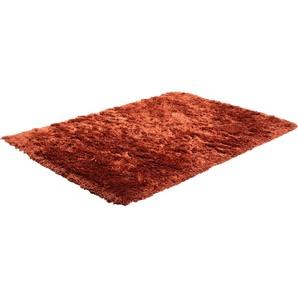 Hochflor-Teppich »Flocatic«, TOM TAILOR, rechteckig, Höhe 60 mm