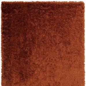 Hochflor-Teppich »Flocatic«, TOM TAILOR, rechteckig, Höhe 60 mm, super weich und flauschig, Wohnzimmer