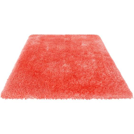 Hochflor-Teppich »Micro exclusiv«, Guido Maria Kretschmer Home&Living, rechteckig, Höhe 78 mm, democratichome Edition, bekannt aus der TV Werbung, Wohnzimmer