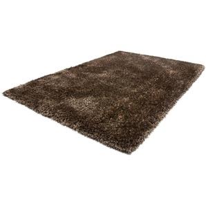 Hochflor-Teppich »Monaco«, LALEE, rechteckig, Höhe 45 mm, Besonders weich durch Microfaser
