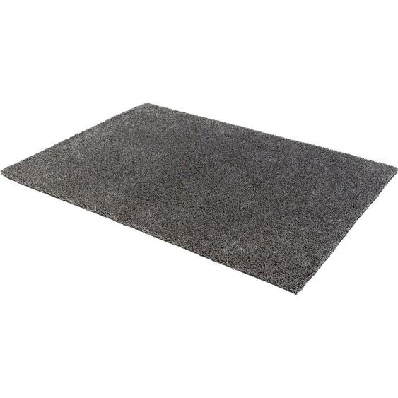 Hochflor-Teppich »New Feeling«, SCHÖNER WOHNEN-Kollektion, rechteckig, Höhe 40 mm, Besonders weich durch Microfaser, Wohnzimmer