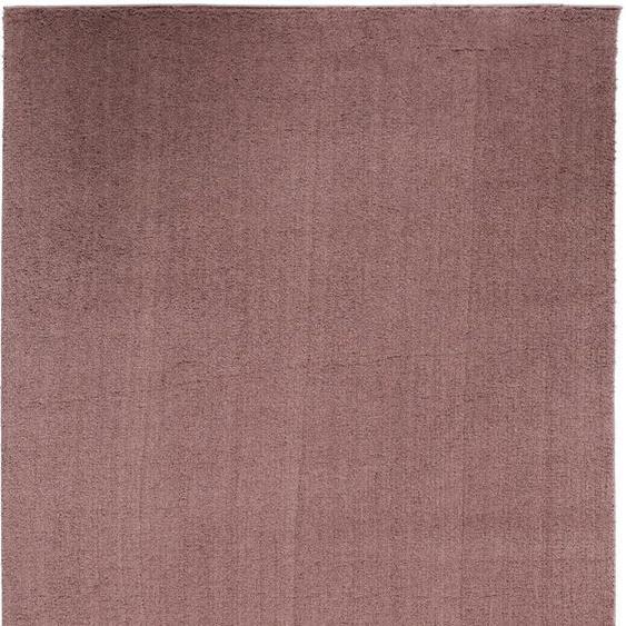 Hochflor-Teppich, Soft Dream, OCI DIE TEPPICHMARKE, rechteckig, Höhe 30 mm, maschinell gewebt 4, 160x230 cm, mm braun Moderne Teppiche