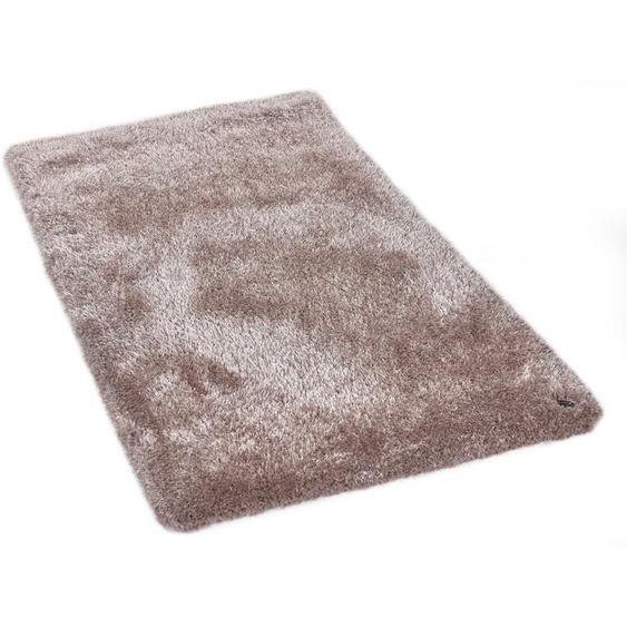 Hochflor-Teppich »Soft«, TOM TAILOR, rechteckig, Höhe 35 mm, handgetuftet, super weich und flauschig, Wohnzimmer