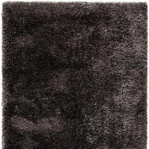 Hochflorteppich Lea Anthrazit 140x200 cm