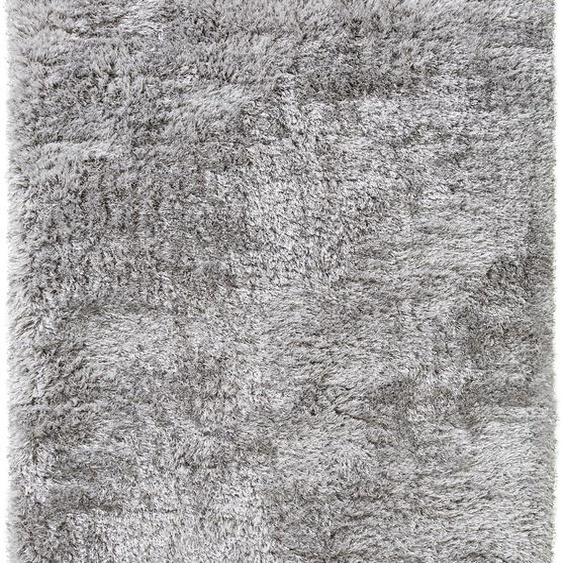 Hochflorteppich Lea Grau 200x290 cm