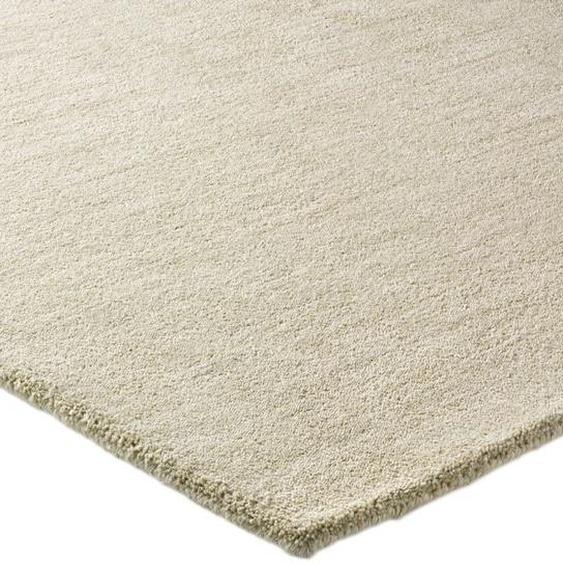 Hochflorteppich Melange - Effekt 5, ca. 160/230 cm beige Moderne Teppiche