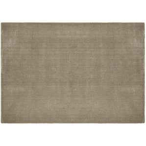 Hochflorteppich  Touch ¦ beige ¦ 100% Polyester, Synthethische Fasern ¦ Maße (cm): B: 160 Teppiche  Wohnteppiche  Hochflorteppiche » Höffner