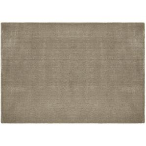 Webteppich  Touch ¦ beige ¦ 100% Polyester ¦ Maße (cm): B: 80 Teppiche  Auslegware » Höffner