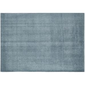Webteppich  Touch ¦ türkis/petrol ¦ 100% Polyester ¦ Maße (cm): B: 80 Teppiche  Auslegware » Höffner