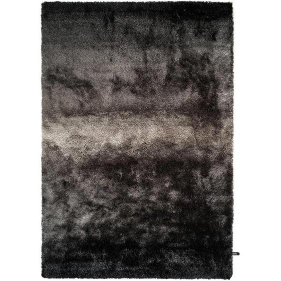 Hochflorteppich Whisper Anthrazit/Grau 140x200 cm
