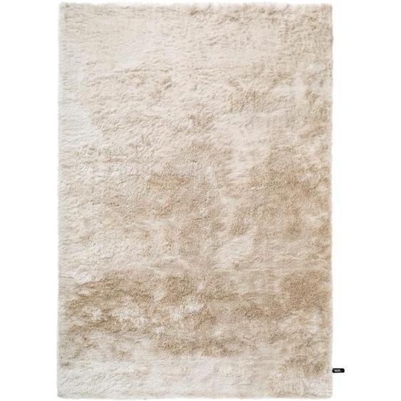 Hochflorteppich Whisper Beige 80x150 cm