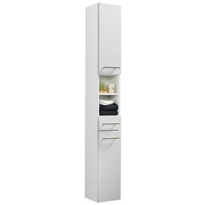 Badezimmer Hochschrank Hängend, hochschränke für mehr ordnung im bad | moebel24, Design ideen