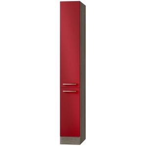 Hoschrank  Imola | rot | 30 cm | 206,8 cm | 58 cm |