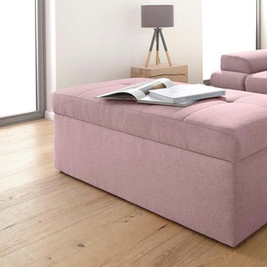 INOSIGN Hocker , rosa, »Carina«