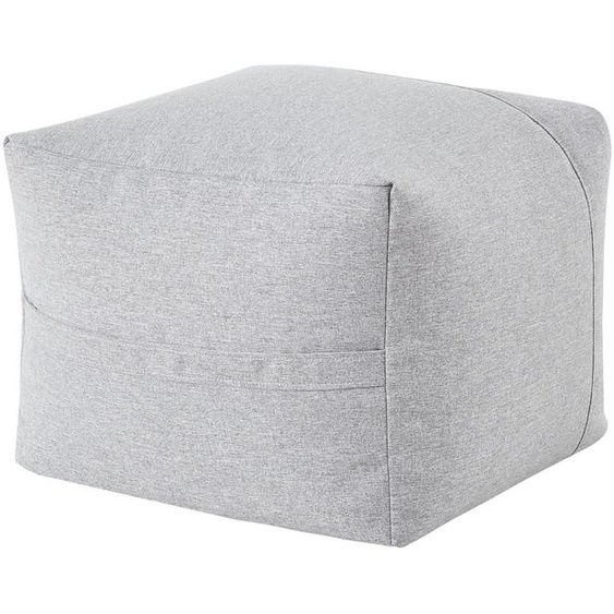 Hocker - grau - 50 cm - 44 cm | Möbel Kraft