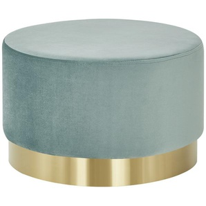 Hocker - grün - 35 cm   Möbel Kraft