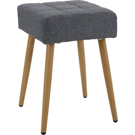 Hocker »Louise« (1 St), quadratische Sitzfläche in 32 cm