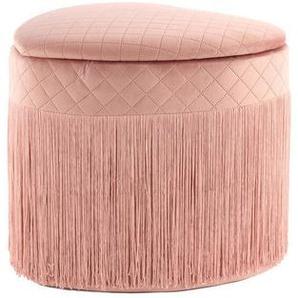 Sitzhocker in Rosa Preisvergleich | Moebel 24
