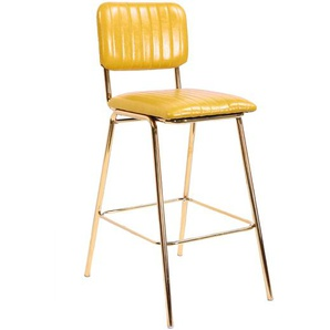 Hocker Travolta Yellow