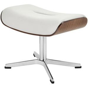 Hocker | weiß | 51 cm | 42 cm | 38 cm | Möbel Kraft