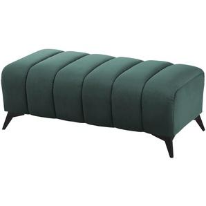 Hockerbank - grün - 120 cm - 45 cm - 60 cm   Möbel Kraft