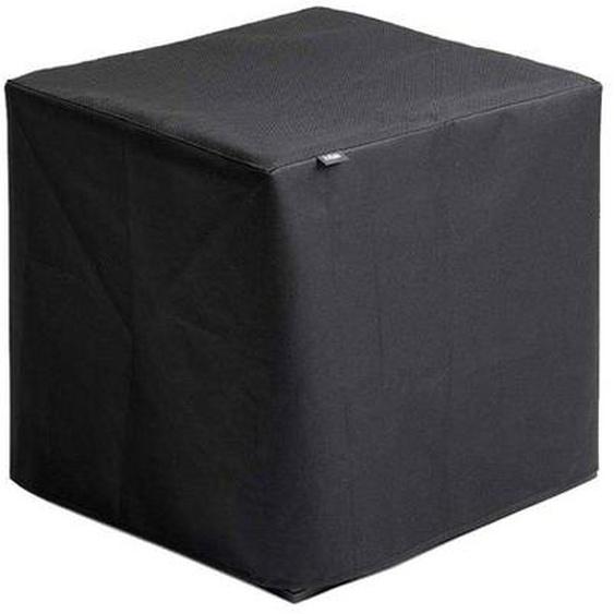 höfats Cube F Abdeckhaube Schwarz