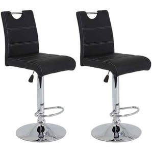 Lundquist Height Adjustable Bar Stool