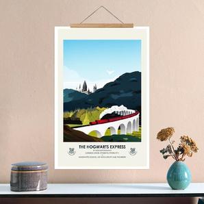 Hogwarts Express - Premium Poster