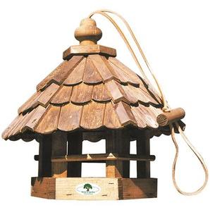 Holz-Vogelfutterhaus Feldlerche