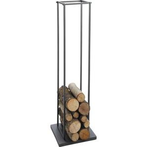 Holzkorb Mateo aus Eisen