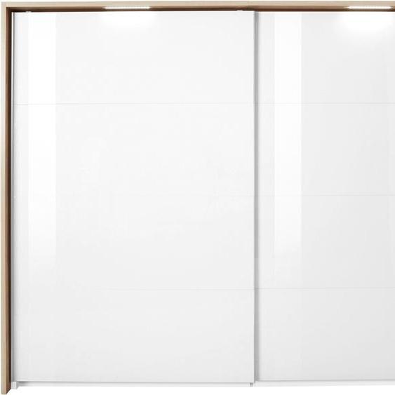 Holzzone Passepartout Clare, Bari und Capri 225 x 226 15 (B H T) cm weiß Zubehör für Kleiderschränke Möbel Schränke
