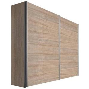 Hom`in: Schwebetürenschrank, Holzwerkstoff, Sonoma Eiche, B/H/T 250 216 68