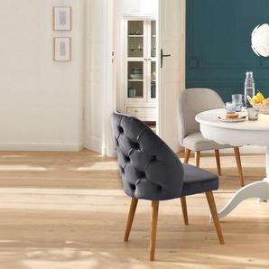 Home affaire Esszimmerstuhl in drei verschiedenen Farben und toller Holzoptik »Desna«, FSC®-zertifiziert