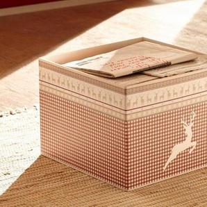 Home affaire Aufbewahrungsbox Arosa