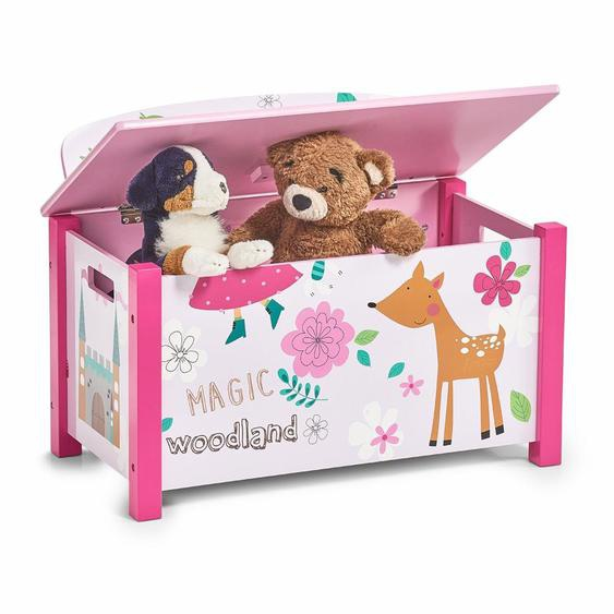 Home affaire Banktruhe, Material MDF »Girly«
