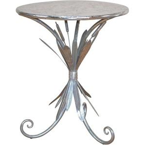 Home affaire Tisch, Maße (H/Ø): 60/51 cm