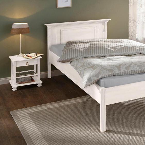 Home affaire Bett Mitu 90x200 cm weiß Doppelbetten Betten