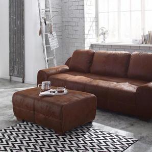 Home affaire Big-Sofa »Banderas«, auch mit Bettfunktion