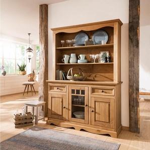 Home affaire Buffet »Melissa« aus massiver Kiefer, Breite 132 cm
