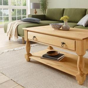 Home affaire Couchtisch »Sulm«, mit einem Schubkasten und einem Ablageboden